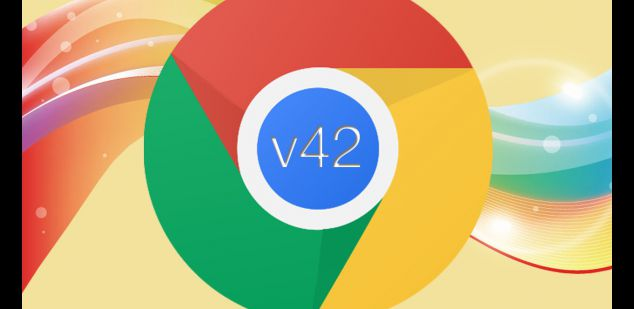chrome 42 java