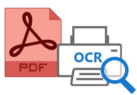 Pdf con OCR para Lexnet