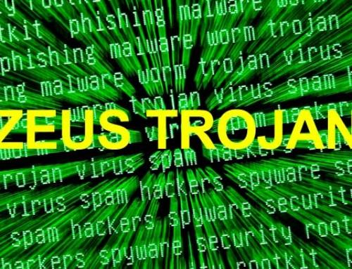 Estafa con virus Zeus