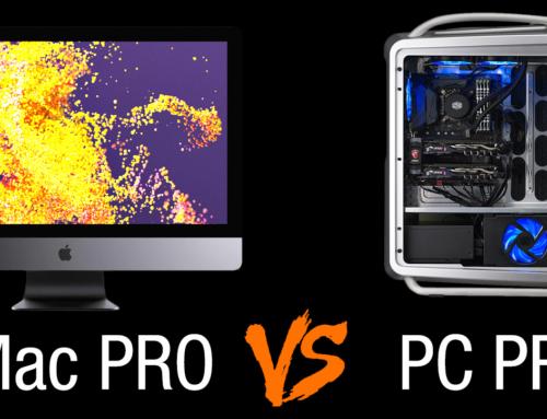 PC Pro vs iMac Pro