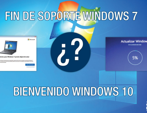 Fin de Soporte Windows 7